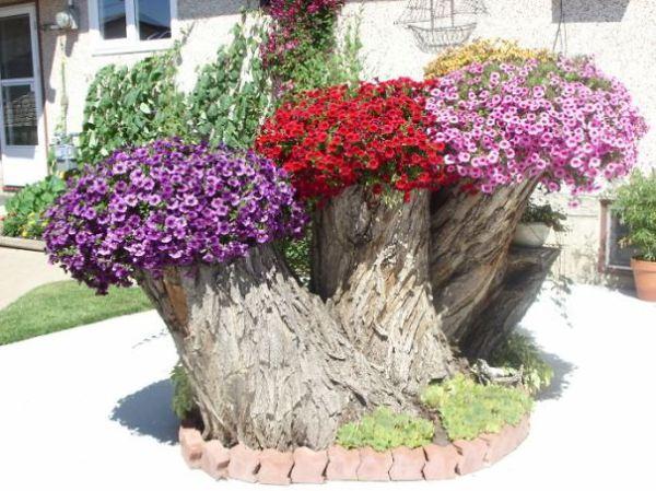 园林景观花坛雕塑设计创意DIY