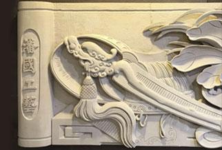 艺术浮雕石雕,砂岩
