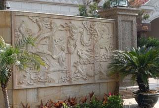 砂岩浮雕1