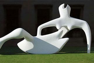 童梦天下之抽象人物雕塑,玻璃钢雕塑