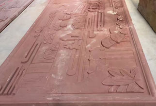 校园文化砂岩浮雕艺术2