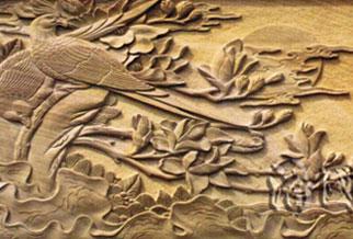 砂岩浮雕2