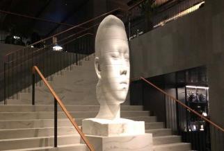 展厅会所雕塑